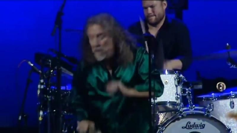 U2 Robert Plant - Trampled under foot l...n 2016 HD (720p).mp4
