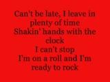 Im In A Hurry - Alabama - Lyric Video