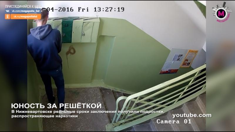 Мегаполис - Юность за решёткой - Нижневартовск