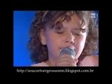 Neta de Pavarotti, Maria Cristina Cracium, canta Caruso