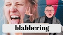 1216 - blabbering / болтать без умолку, присесть на чьи-то уши - Daily Easy English