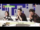 [141206] Романтический отрывок с Ли И Гёном из шоу The Lord of The Rating