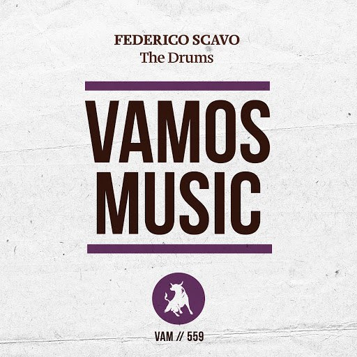 Federico Scavo альбом The Drums
