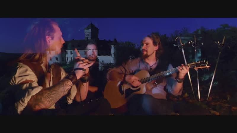 DArtagnan - In jener Nacht (2018, Official Video)