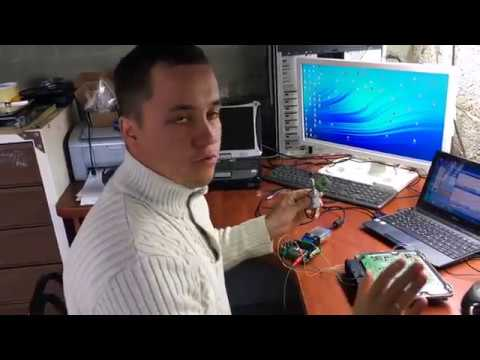 OPEL: Чтение блока EDC с адаптером GPT
