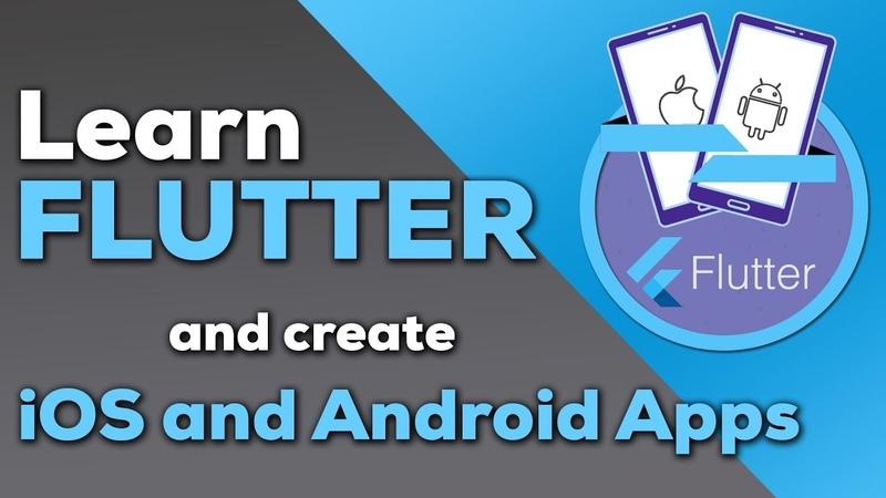 Flutter Tutorial for Beginners - Build iOS and Android Apps with Google's Flutter Dart