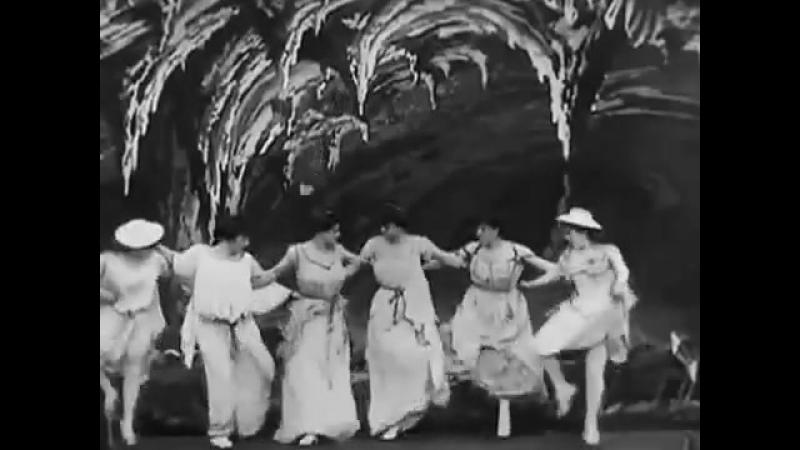 The Cake-Walk Infernal Director Georges Méliès Le Cake-walk infernal 1903 Дьявольский кэк-уок