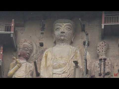 Майджишан – храм двух сотен пещер