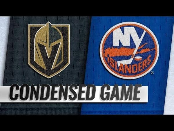 Vegas Golden Knights vs New York Islanders | Dec.12, 2018 | Game Highlights | NHL 2018/19 | Обзор
