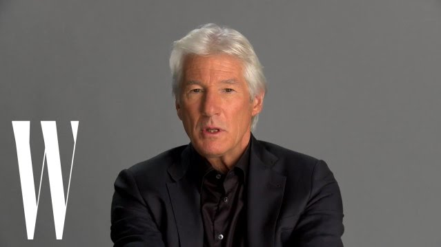 Richard Gere Invited Some Influential Strangers to His 50th Birthday | W Magazine