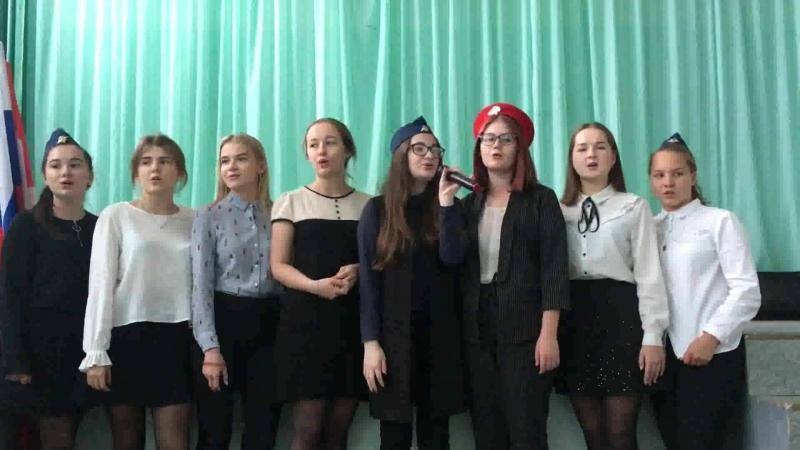 2018 Казаки 9 А Сазонова О.Н. Камские витязи МАОУ СОШ № 15 г. Соликамск