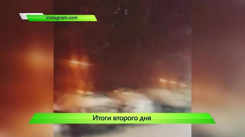 Первый городской канал в Кирове - ИКГ Еще крыши стали опасными 3