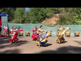 Цыганский танец Лушка