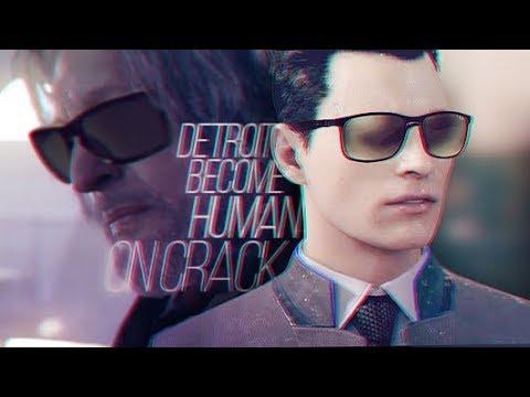 Detroit Become HumanHank Connor (Crack)