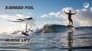 Foilsurfing with Cabrinha 2019 hydrofoil 4K60