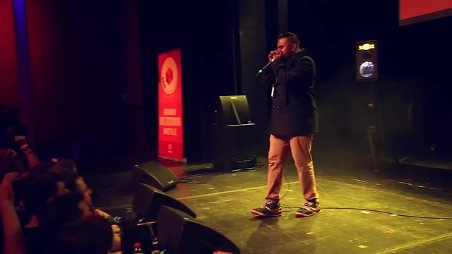 PIRATHEEBAN | Grand Beatbox SHOWCASE Battle 2018 | Elimination