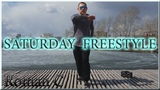 Roman C I Saturday FreeStyle 15 I Hip hop Popping Robot Waiving