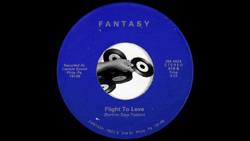 Fantasy - Flight To Love - Private 70s Modern Soul Funk 45