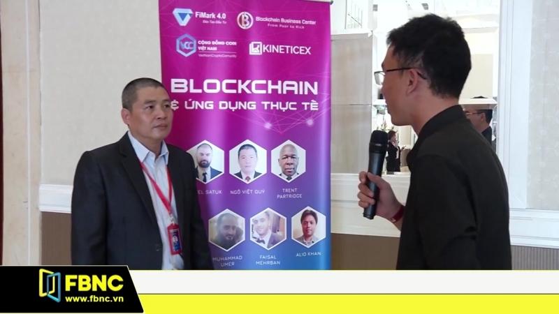 Góc nhìn cụ thể về công nghệ Blockchain FBNC