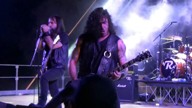 Rotting Christ live @Breaking Sound Metal Fest - 04/08/2018 (Mesagne Br/Italy)