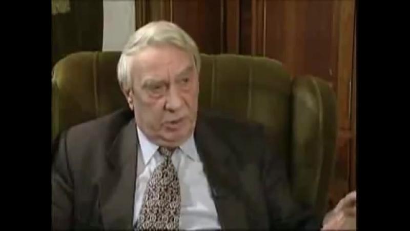 Интервью Геннадия Янаева о ГКЧП и Распаде СССР. 2004год.