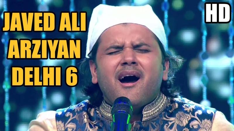 Javed Ali Live Arziyan Delhi 6 A R Rahman Amitabh Bachchan Aaj Ki Raat Hai Zindagi