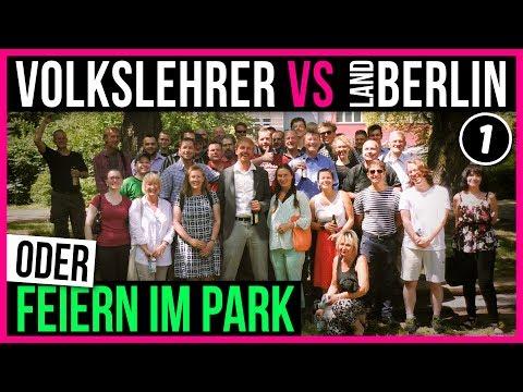 Volkslehrer VS Land Berlin - Runde 1 🚴♂️