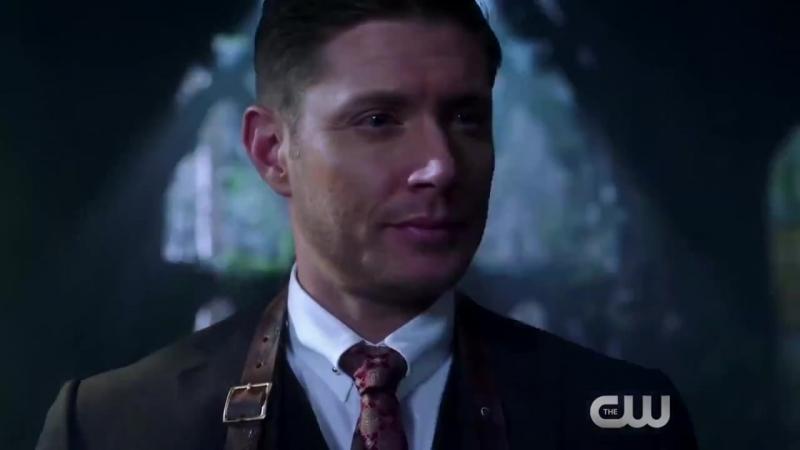 Сверхъестественное/ Supernatural -Season 14 - Who's Next Trailer - The CW