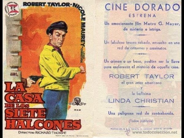 Grandes Clasicos en BNLa casa de los Siete Halcones *1959*