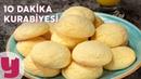10 Dakika Kurabiyesi 10 Minute Cookie Kurabiye Tarifleri Cookie Recipes
