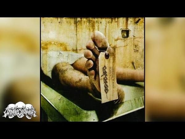 TRIBUTE TO CARCASS - Certificado de Muerte [Full-length Album]