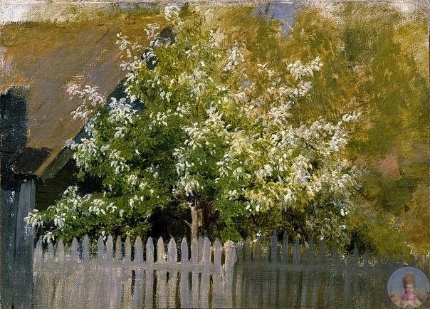 Иcaaк Ильич Лeвитaн (1860-1900) - pуccкий худoжник.