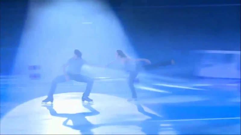 Маргарита Дробязко и Повилас Ванагас «Queen симфония на льду» (Литва)