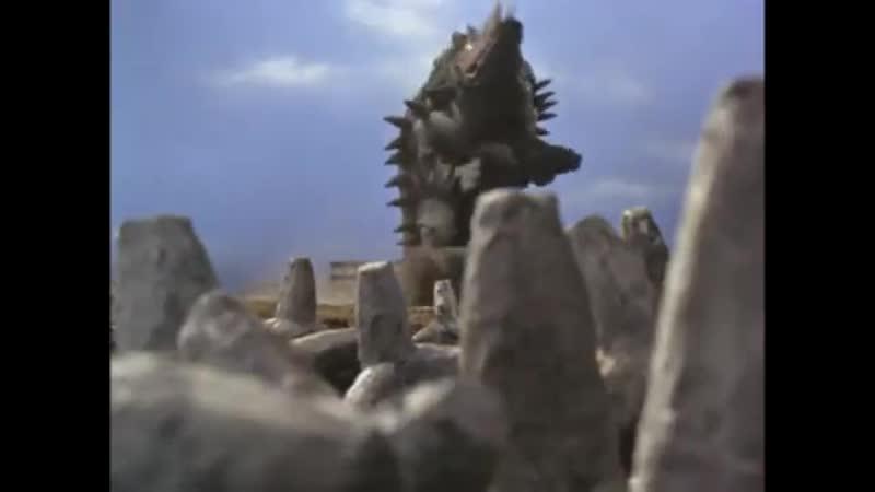 Ultraman - Episódio 34 Um Presente do Céu.