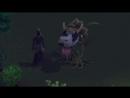 NicksFUN МИНУС ПАПИК 🌚 The Sims 4 Династия Кингстон 7
