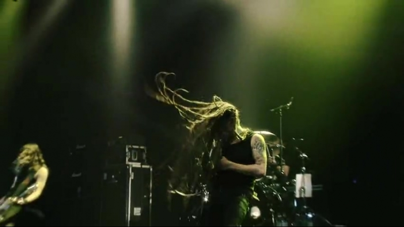 Amorphis - Foring The Land Of Thousand Lakes 2010