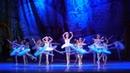 Детский балет Щелкунчик. Снежинки