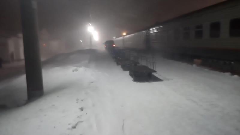 Воркутинский вокзал