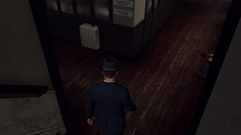 Детектив, но не шофер... | L.A. Noire