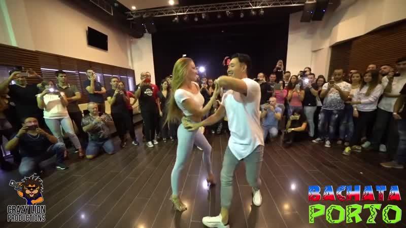 Xavi Natalia - Bachata Porto 2018 Palabras Que Matan - Dustin Richie