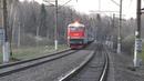 Электровоз ЧС7-279 с поездом № 055 Москва - Хмельницкий