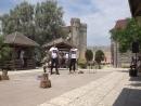 Силовое шоу Богатыри Тавриды Республика Крым Замок Викингов Беляус