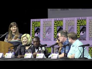 Doctor Who Comic-Con Panel 2018