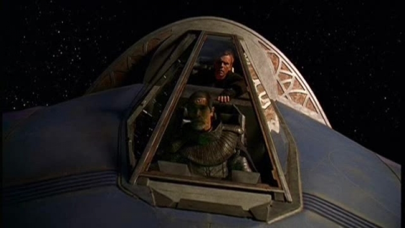 Stargate SG-1. Season 2 (2000) (01) - Ложь змеи (Serpent's Lair)