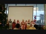 Народный коллектив ансамбль народной песни Ух- ты - Летел голубь (русская народная песня)