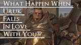 Shadow of War: Middle Earth™ Unique Orc Encounter & Quotes #41 THIS OBSESSED URUK LOVES TALION!