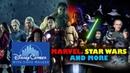 All Disney Marvel, Star Wars, and More - Disneycember