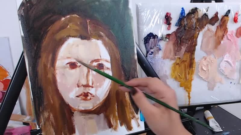 Магия женского портрета_HD