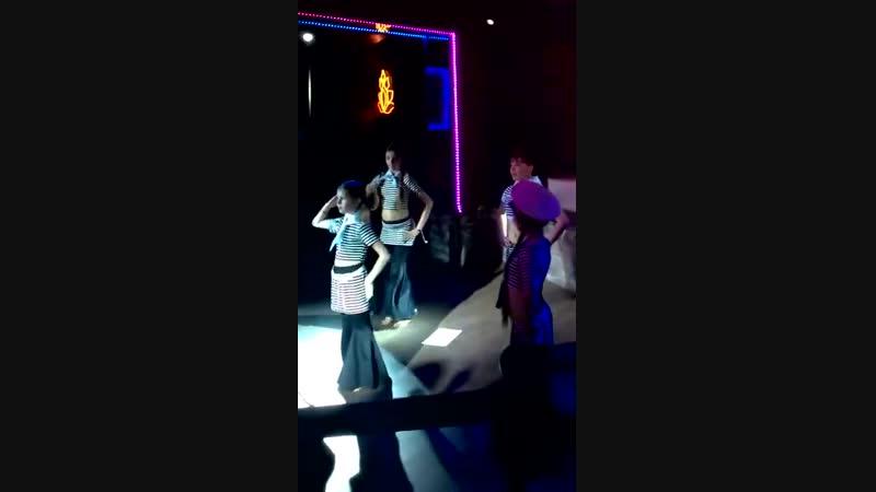 """""""Морячки_"""", Детская студия танца _""""Орион_"""" (Севастополь) @ Весенняя трайбл вечеринка 2015"""