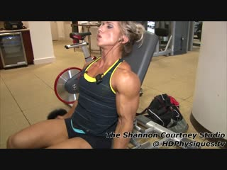 Shannon Courtney FBB